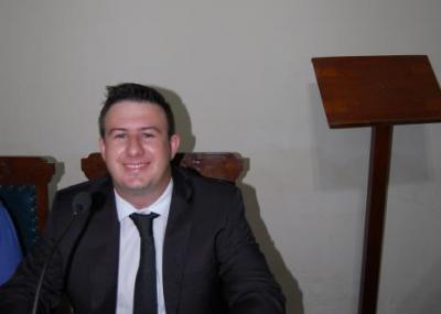 Vereador Raul Lemes
